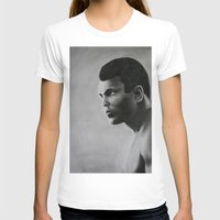 ali T-shirts featuring Ali by pat langton