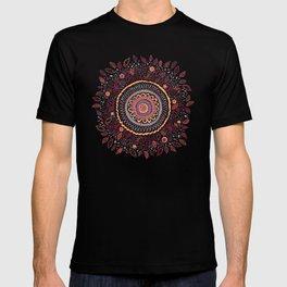 Sunflower Mandala T-shirt