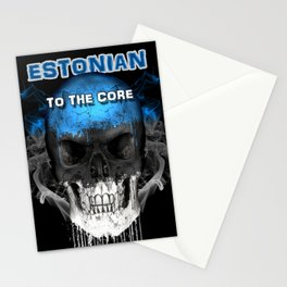 To The Core Collection: Estonia Stationery Cards