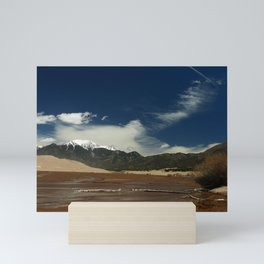 Mount Herard View Mini Art Print