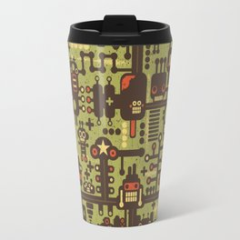 World of robots. Travel Mug