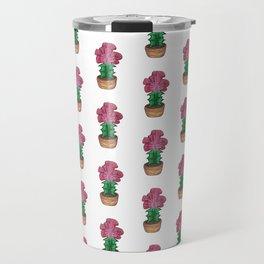 Curvy Cactus Travel Mug