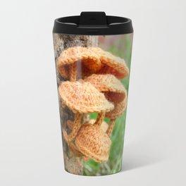 Knitted Velvet Foot Fungi Travel Mug