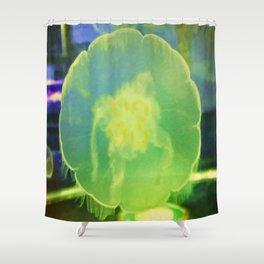Amazing Moon Jelly Fish Shower Curtain