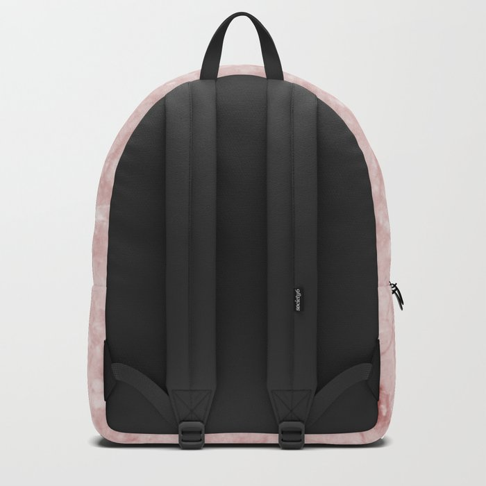 Pretty in Pink Marble Backpack