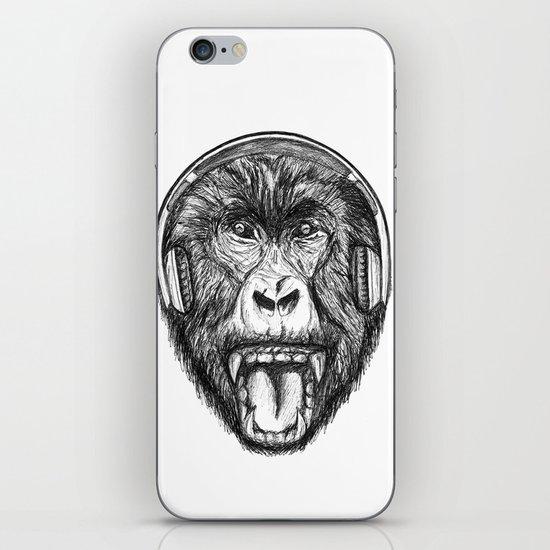 Scream And Shout iPhone & iPod Skin