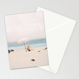 Beach Morning II Stationery Cards