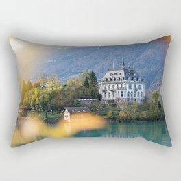 Beautiful Landscape Rectangular Pillow