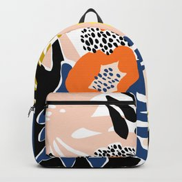 More design for a happy life - with black Backpack