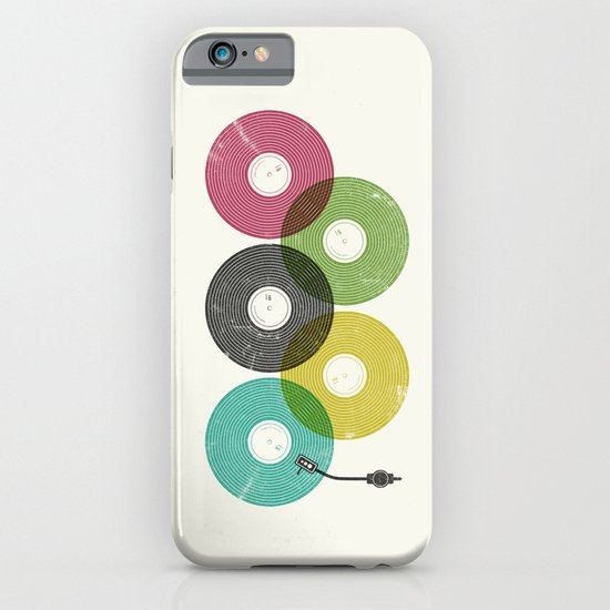 Olympic Records iPhone & iPod Case