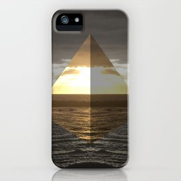 Sunset Paradise iPhone Case