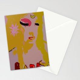Sailor Moon Pop Art  Stationery Cards