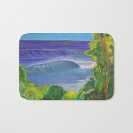 deep_water art Bath Mat