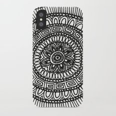 Mandala 2 Slim Case iPhone X