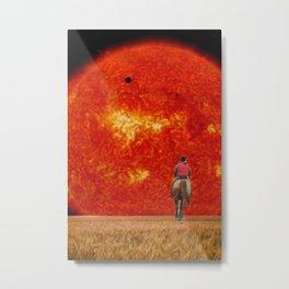 Helios. Metal Print