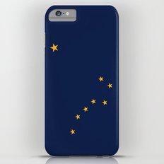 Alaska State Flag - Authentic version Slim Case iPhone 6s Plus