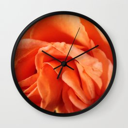 Rosa Vieja Wall Clock
