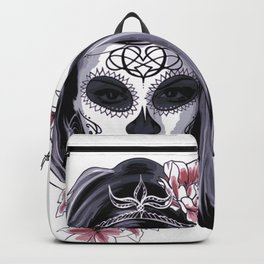 Sugar Skull Girl Backpack