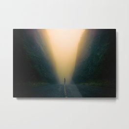 Lightness of Being Metal Print