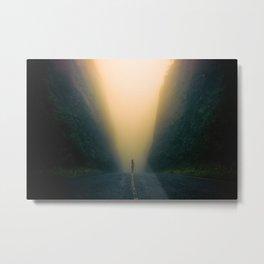Lightness of Being Metal Print