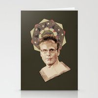 ben giles Stationery Cards featuring Giles by mycolour
