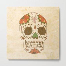 MEX Metal Print