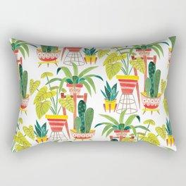Happy Plants Happy Home Rectangular Pillow