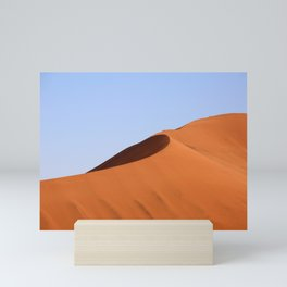 Sand Dunes Namibia Mini Art Print