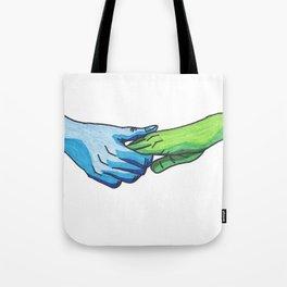 Huckleberry Tote Bag