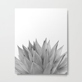 Agave Vibes #10 #tropical #decor #art #society6 Metal Print