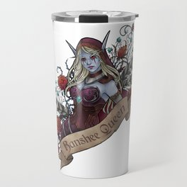 Queen of the Forsaken Travel Mug