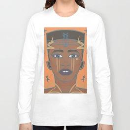 E. Gyptian Long Sleeve T-shirt