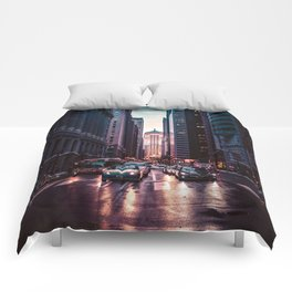 Chicago Street Comforters