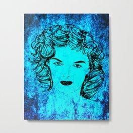 Jane Metal Print