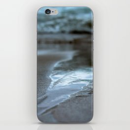 Abstract Beach Reflection iPhone Skin