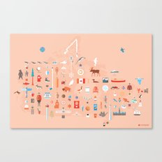 From C to Shining C Canvas Print