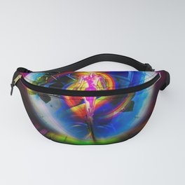 Love greetings - Airmail Fanny Pack
