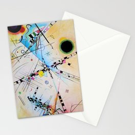 Kandinsky Reimagined Stationery Cards