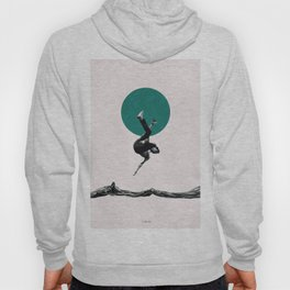 Falling with style Hoody