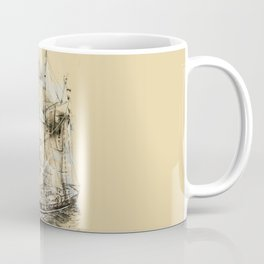 Kaliakra Sailing Coffee Mug