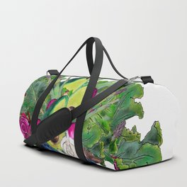 superfood medley Duffle Bag