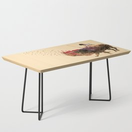 The Evading Cape Coffee Table