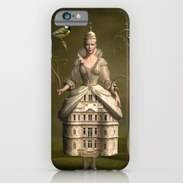 Kingdom of her own iPhone Case