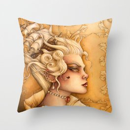 'Ninon' Throw Pillow