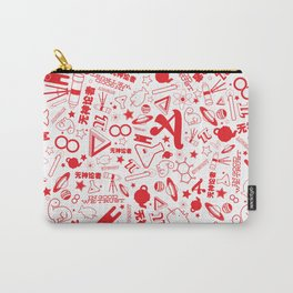 Scarlet A - Version 1 Carry-All Pouch