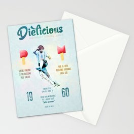 Maradona, el pibe de oro. Stationery Cards