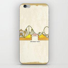 Wonder Wharf iPhone Skin