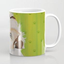 Little Dog Maja Coffee Mug