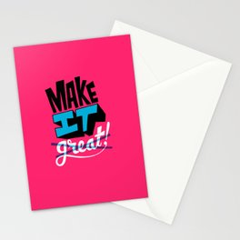 Make It Stationery Cards