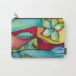 CHEERFUL GARDEN Carry-All Pouch